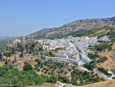 Andalusia's White Village: Zuheros