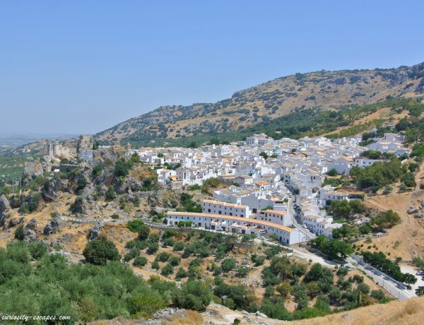 Les Villages Blancs en Andalousie: Zuheros
