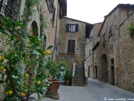 Best villages in the Chianti region