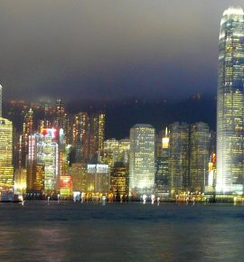 Et pourquoi pas une escale à Hong-Kong ?