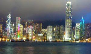 A Hong-Kong stopover