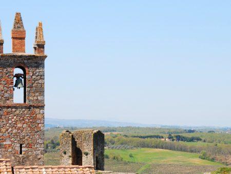 Tuscany's hidden gem: Monteriggioni
