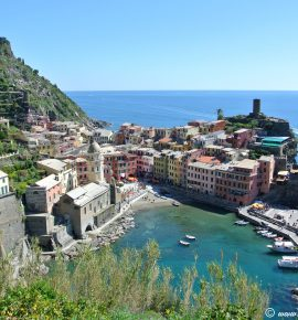 What to do in the Cinque Terre ?