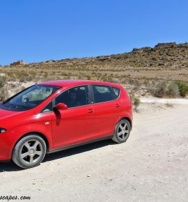 Roadtrip: 2 semaines en Andalousie