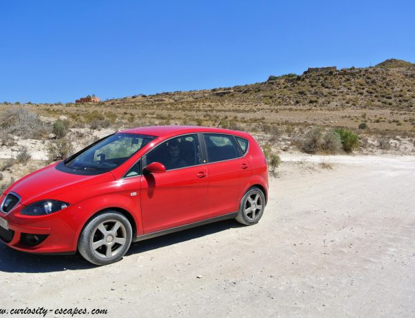 Two weeks in Spain: roadtripping Andalusia