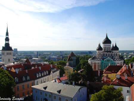 5 reasons why you should visit Estonia this year