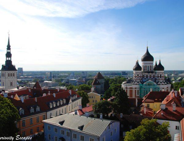 5 reasons why you should visit Estonia this year