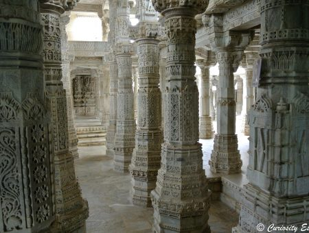 Ranakpur : un incroyable temple au milieu de la jungle