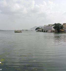 Rajasthan : Déception à Udaipur