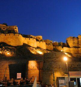 Souvenirs dorés de Jaisalmer