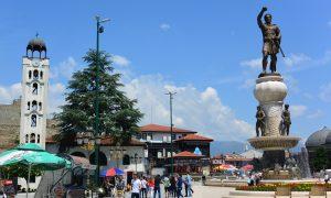 Macédoine : Skopje, capitale mondiale du kitsch ?