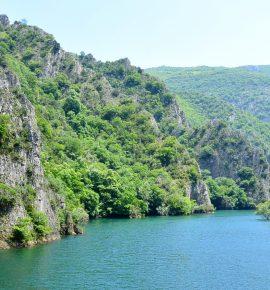 Macédoine : le Canyon de Matka