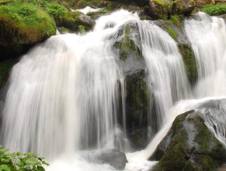 Les cascades les plus grandioses d'Allemagne