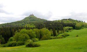 Burg Hohenzollern: château féerique en Allemagne