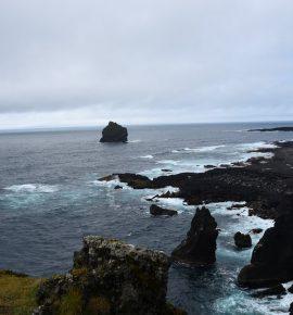 La péninsule de Reykjanes: falaises et solfatares