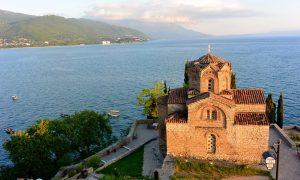 Ma photo de vacances en Macédoine
