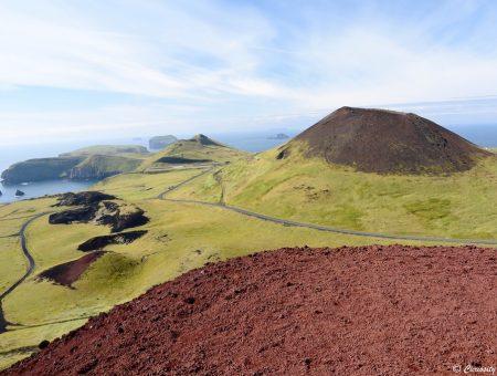 Îles Vestmann : les volcans et les macareux d'Heimaey