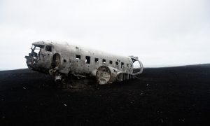 Islande : Le crash du DC-3