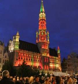 Un Noël à Bruxelles