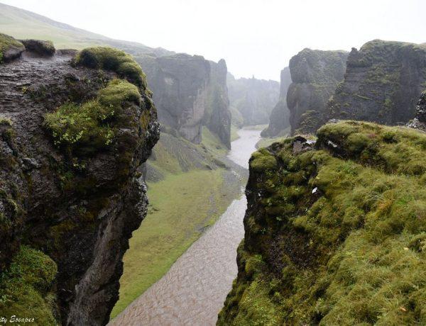 Fjaðrárgljúfur, notre pire journée en Islande