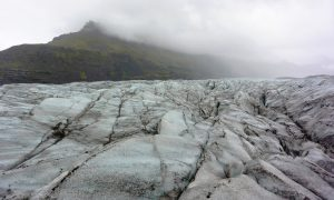 Islande: Randonnée glaciaire sur le Svínafellsjökull
