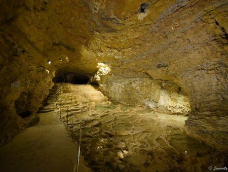 Les Grottes de la Balme en Isère