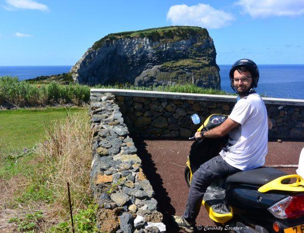 Les Açores : Découvrir l'île de Faial en scooter