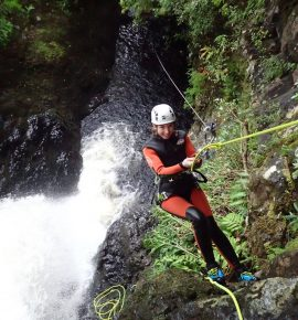 Canyoning sur l'île de Flores [VIDEO]