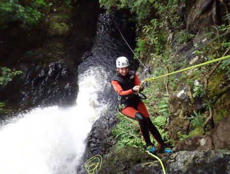 Canyoning sur l'île de Flores [VIDEO]