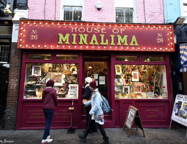 House of MinaLima – L'art graphique d'Harry Potter des livres jusqu'au grand écran