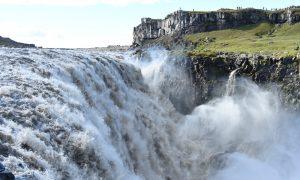 Les cascades du Nord de l'Islande