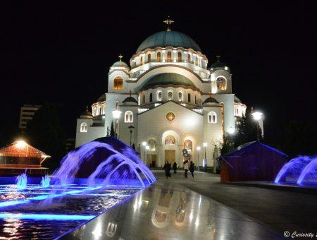 Belgrade, capitale européenne