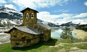 #EnFranceAussi : Quatre saisons aux lacs alpins