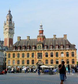Week-end entre Lille et Roubaix – Du beffroi à Cuba, il n'y a qu'un pas