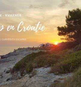 Croatie: Roadtrip entre Istrie et Kvarner – Itinéraire & Budget