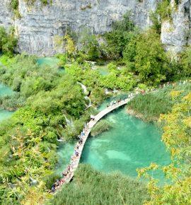 Les lacs de Plitvice : Entre émerveillement et désillusions