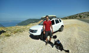 Roadtrip en Croatie avec son chien