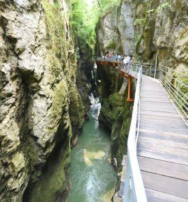 Annecy : Les vertigineuses Gorges du Fier