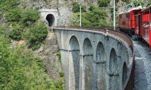 Le petit train de La Mure & le musée de la Mine Image